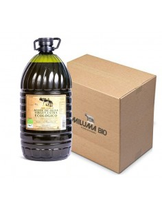 Caja de Miluma Bio Garrafa de 5 litros. 3 garrafas.