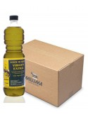 Caja de Miluma en Rama Cocina. 12 botellas de 1 litro.